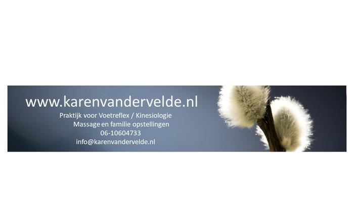 Karen van der Velde
